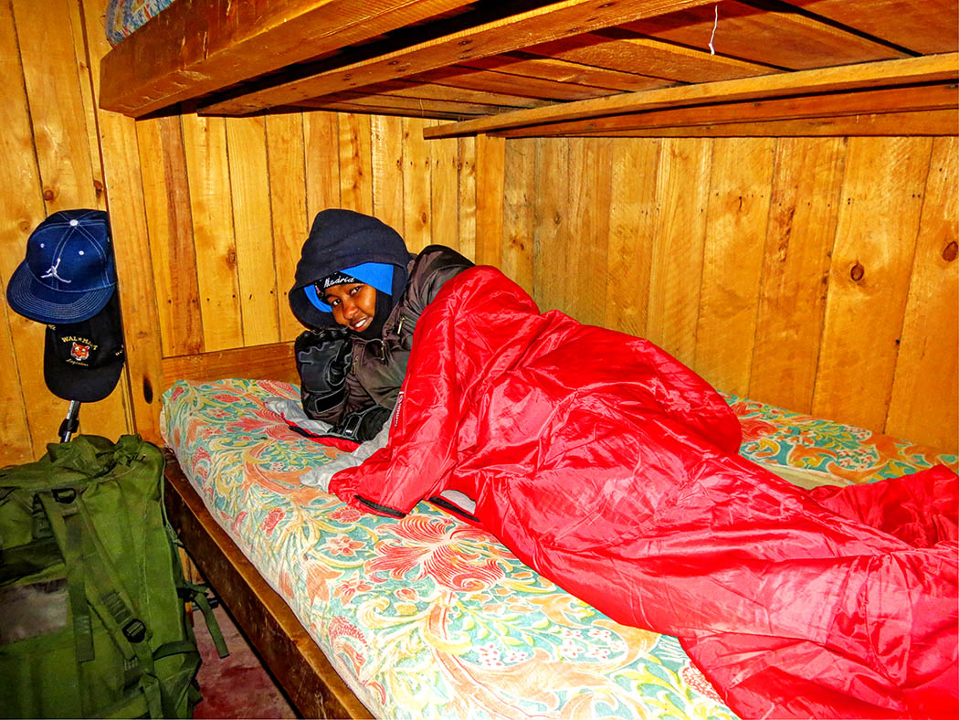 Mount Kenya_Old Moses Camp Sleeping quarters