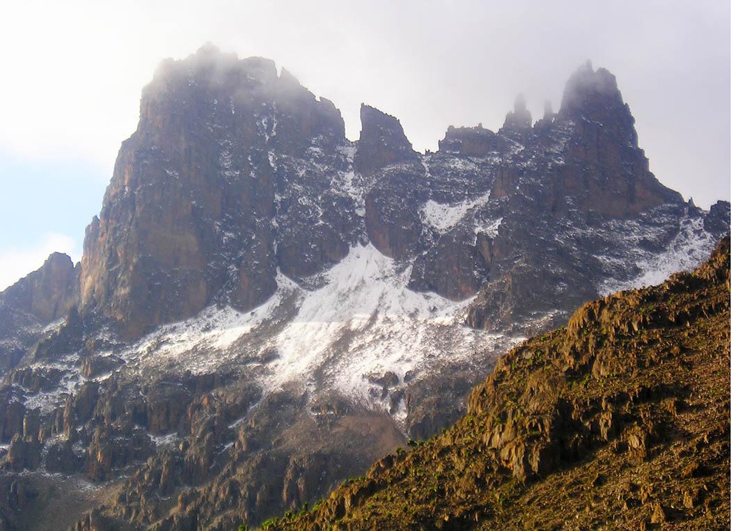 Mount Kenya_Peak