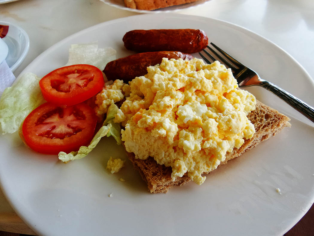 Unexpected Kenya day 1_Breakfast
