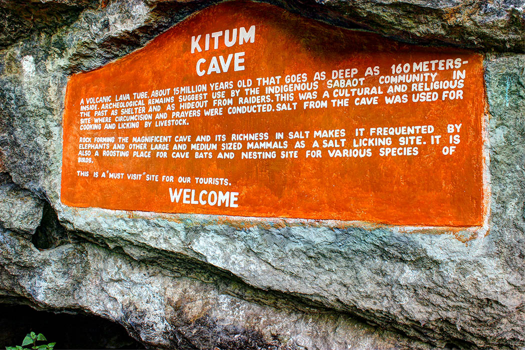 Unexpected Kenya day 1_Kitum Cave