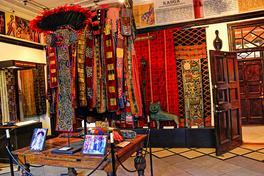 The Nairobi Gallery_African textiles