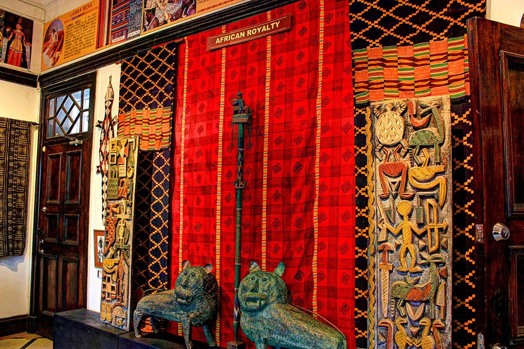The Nairobi Gallery_Dahomey Royal Lions