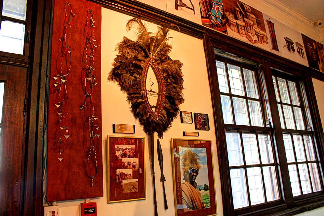 The Nairobi Gallery_Headress