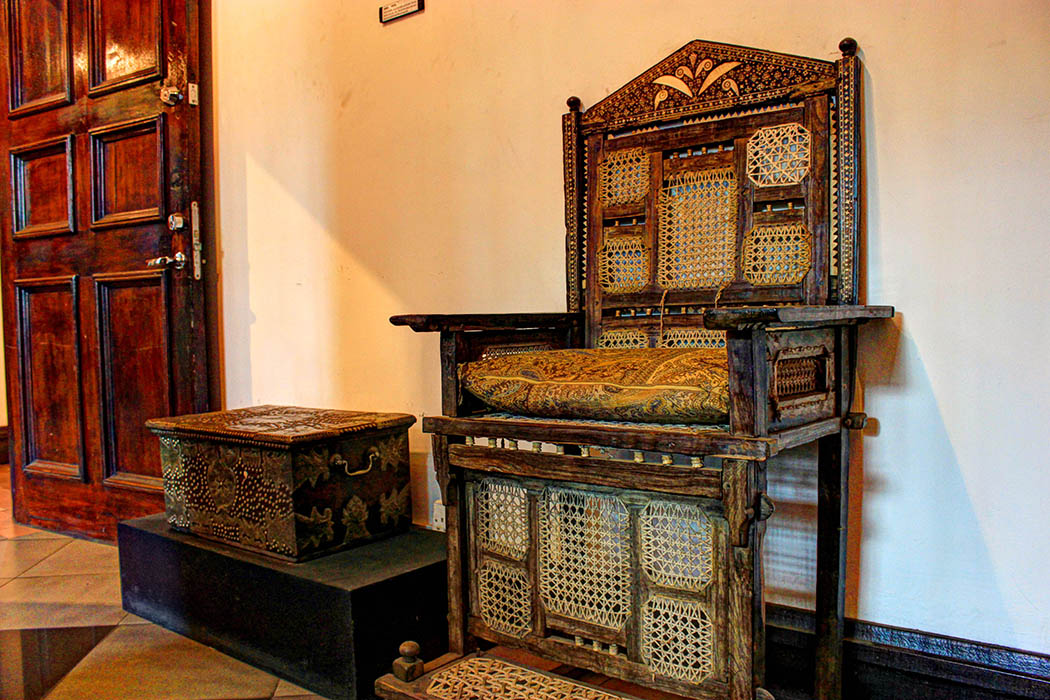 The Nairobi Gallery_Swahili chair 1