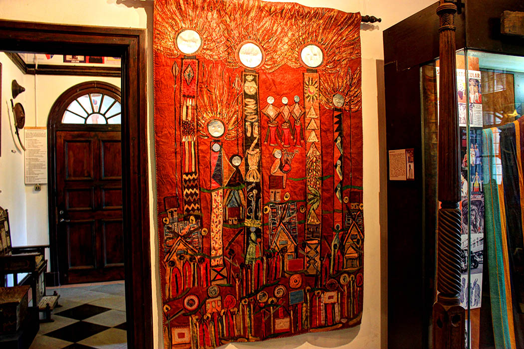 The Nairobi Gallery_cloth with faces