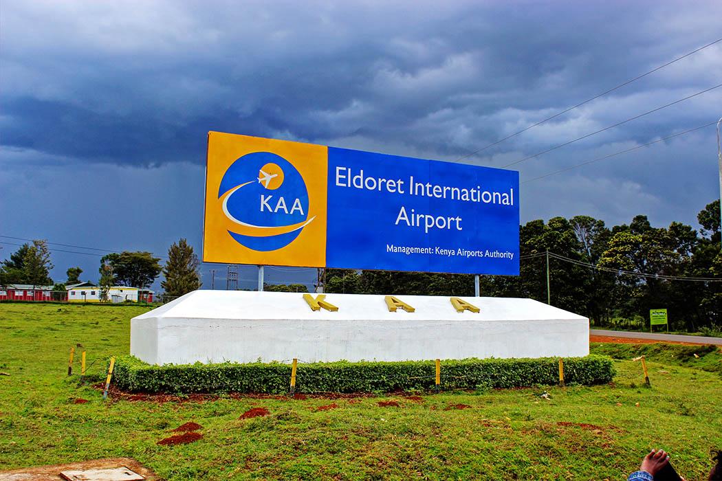 Unexpected Kenya_ Eldoret Airport