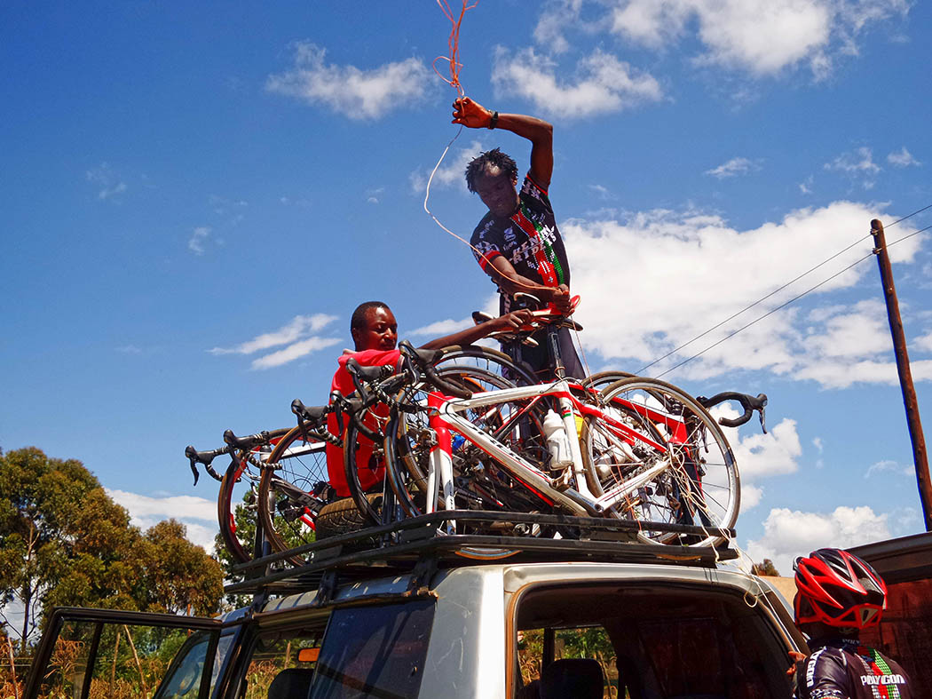 Unexpected Kenya_Kenyan Riders bikes