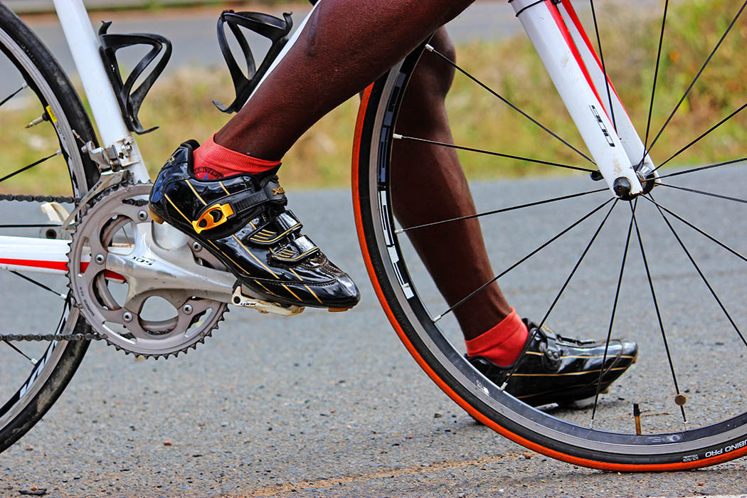 Unexpected Kenya_Kenyan Riders shoes