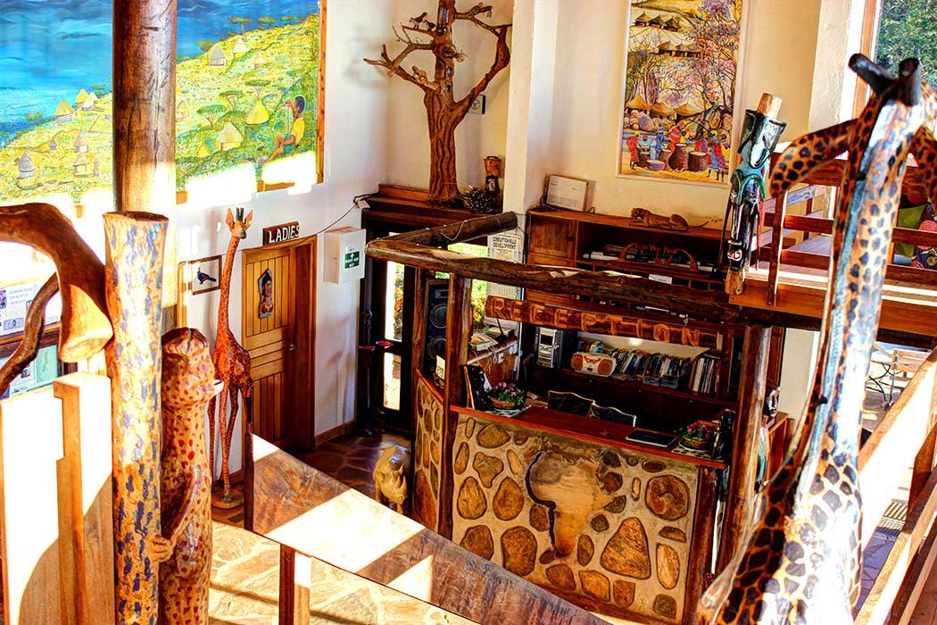 Kerio View Hotel_reception desk