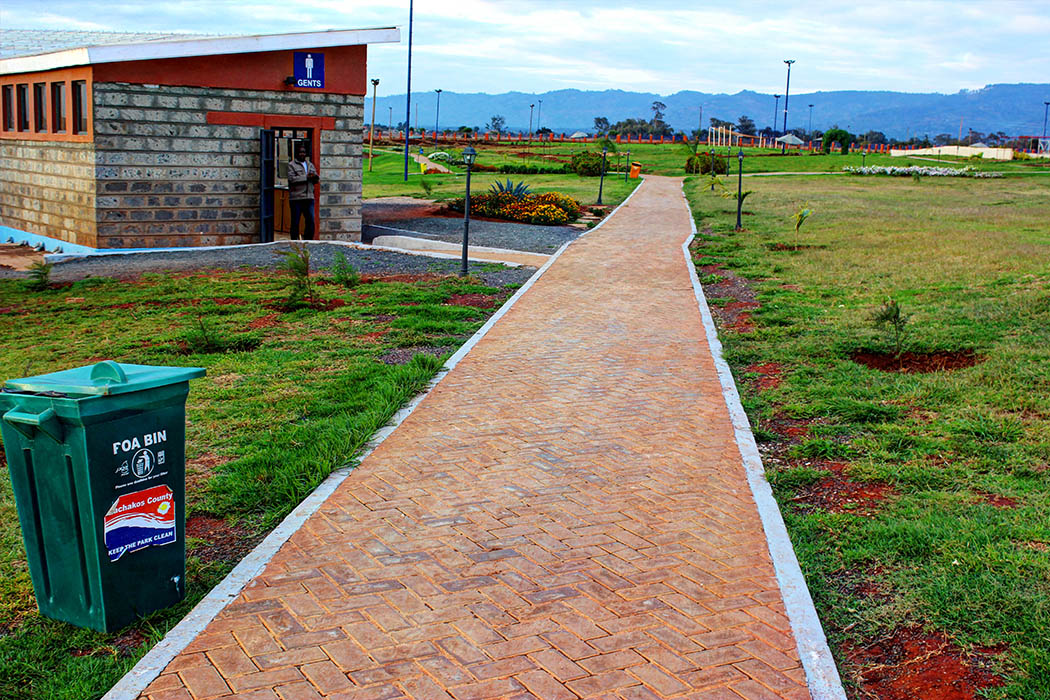 Machakos People's Park_Toilet