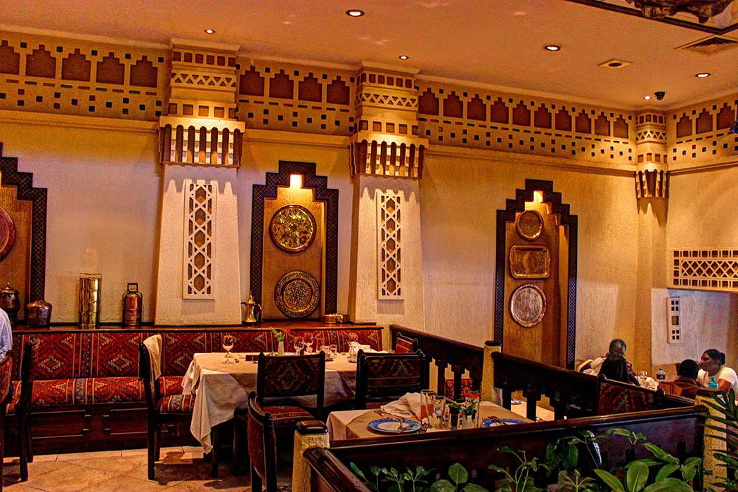 Cafe Maghreb-Decor