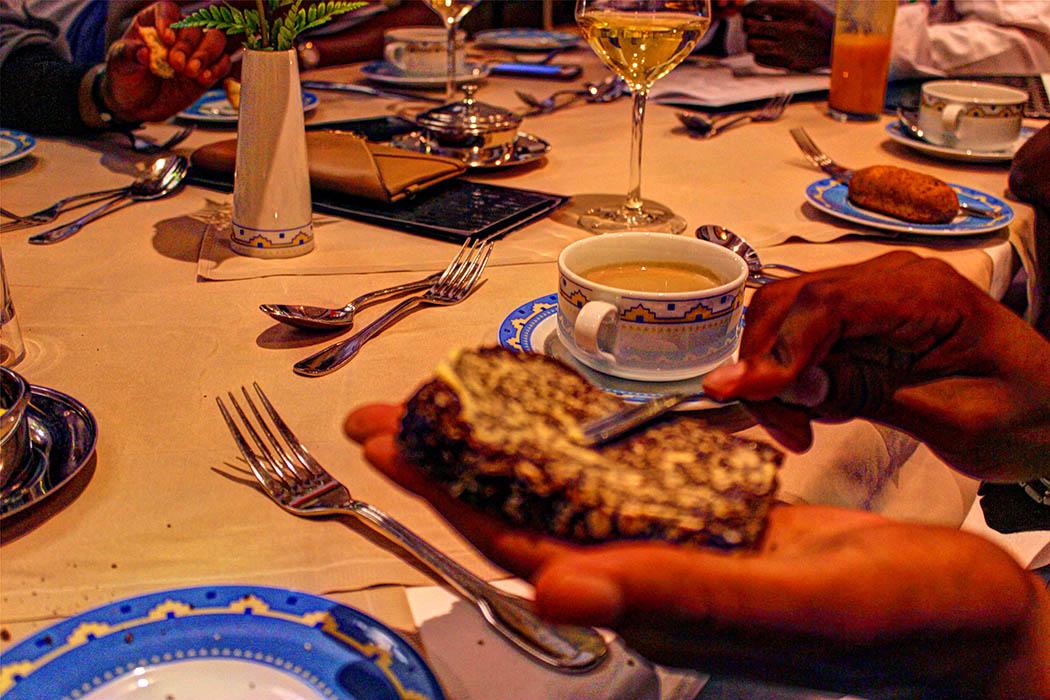 Cafe Maghreb-Mushroom soup1