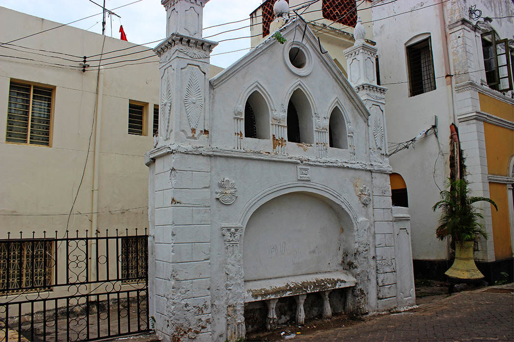 Mombasa Old Town_Mandhry Mosque well