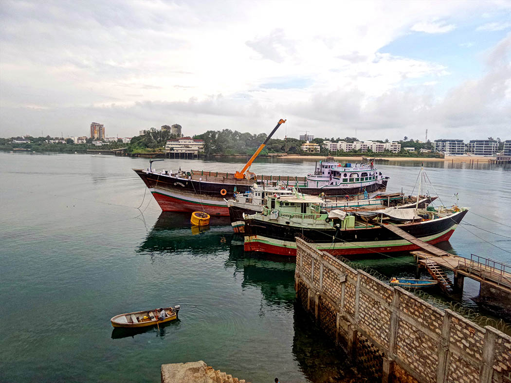 Mombasa Old Town_Old harbour