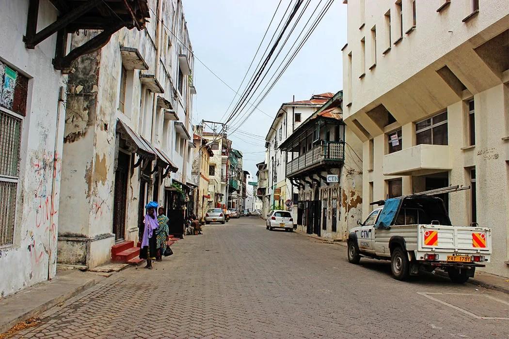 Mombasa Old Town_Street