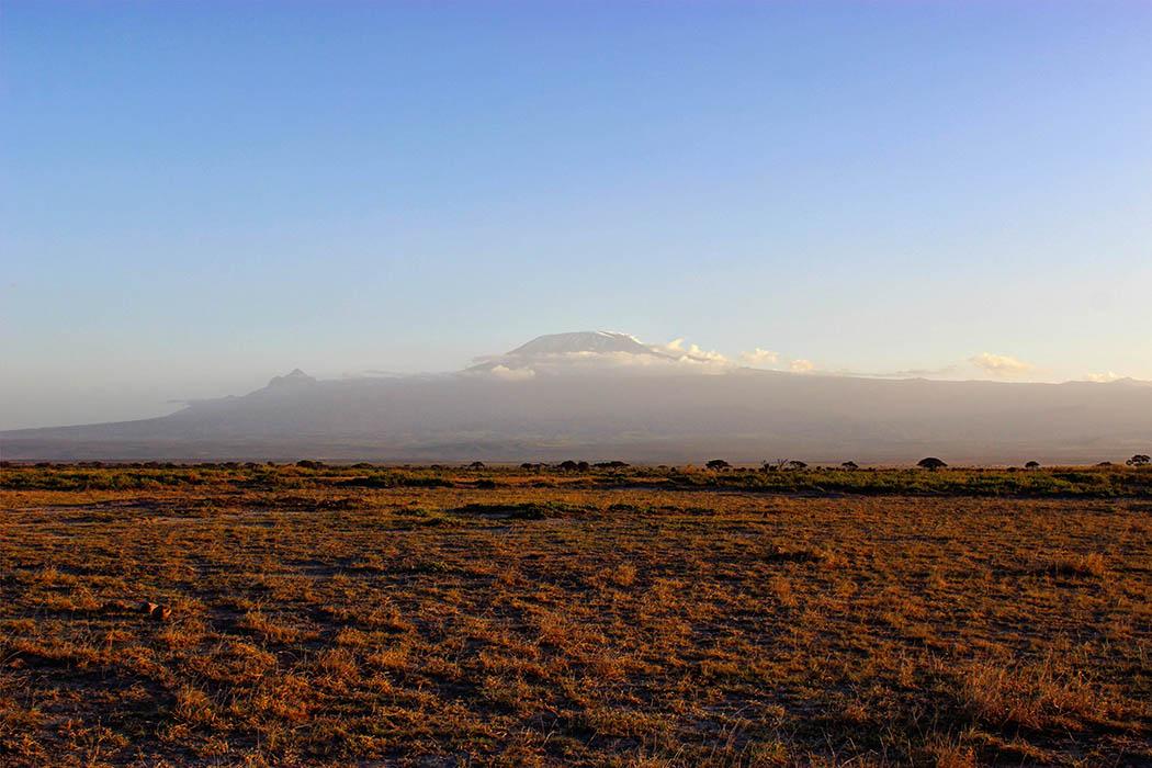 Amboseli National Park Kilimanjaro2