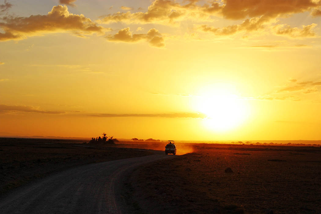 Amboseli National Park Sunrise
