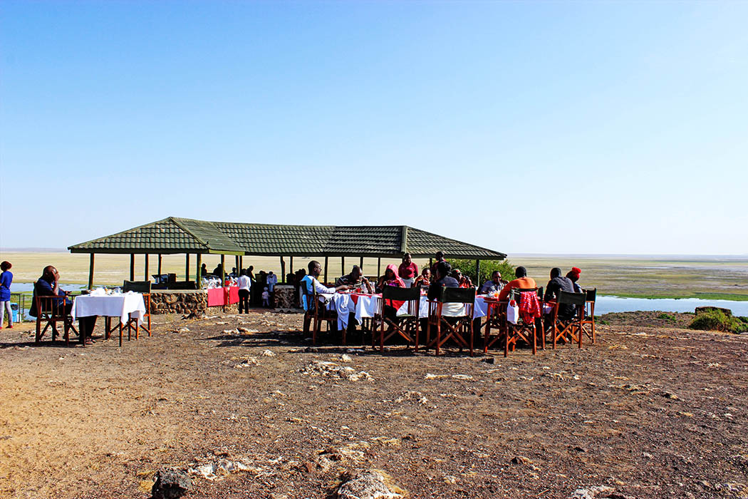Amboseli Serena Safari Lodge_breakfast at observation hill2