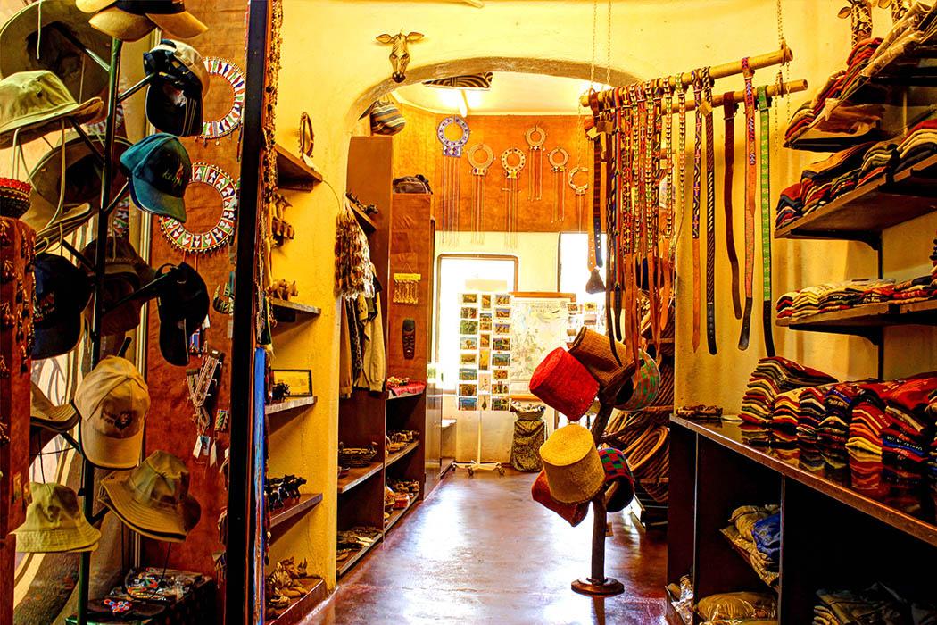 Amboseli Serena Safari Lodge_gift shop