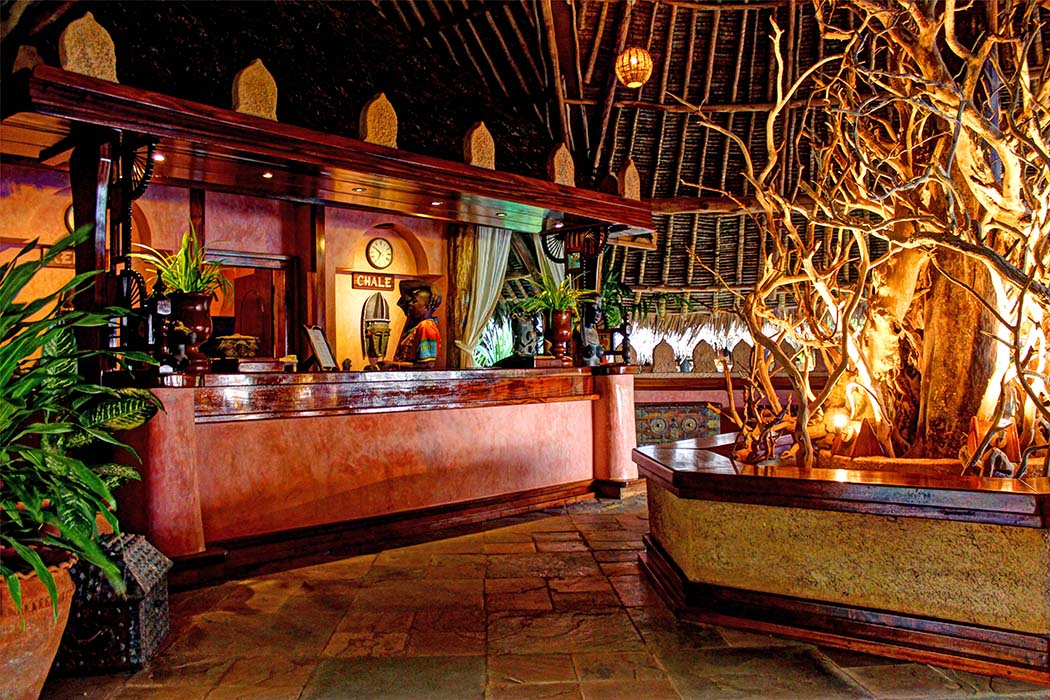 The Sands at Chale Island_reception