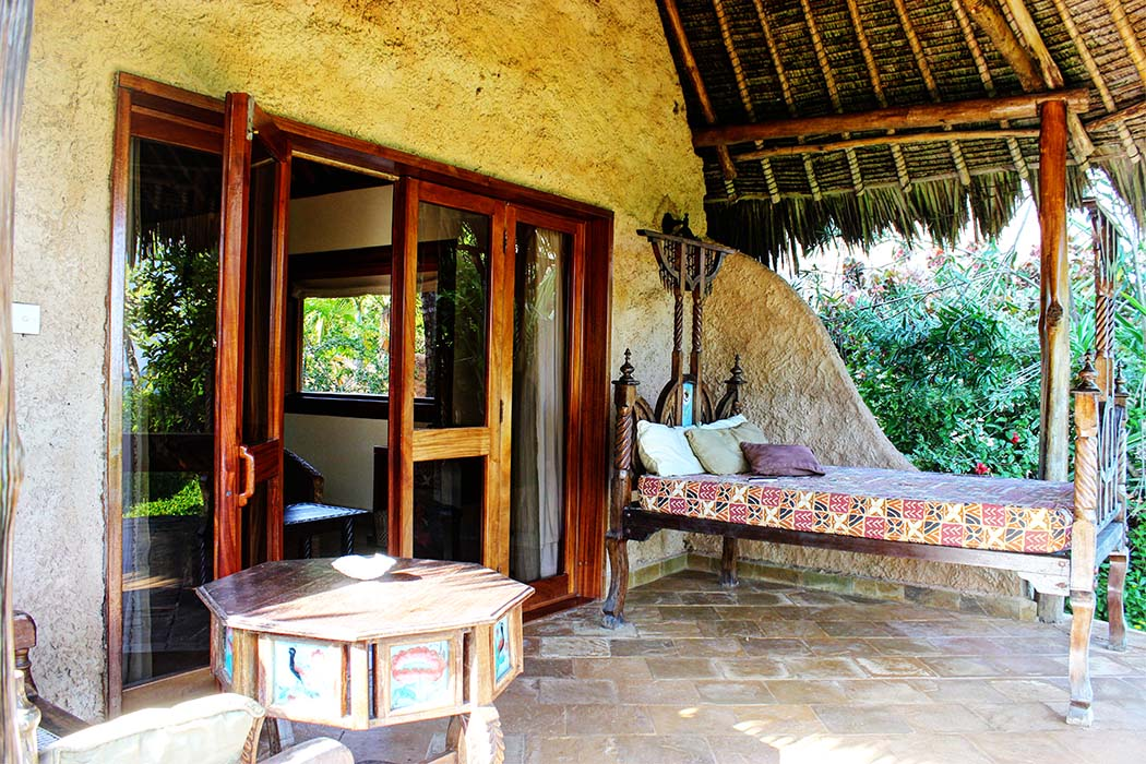 The Sands at Chale Island_verandah