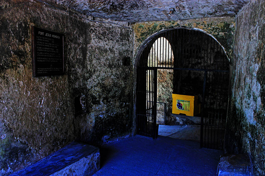 Fort Jesus Mombasa_entrance