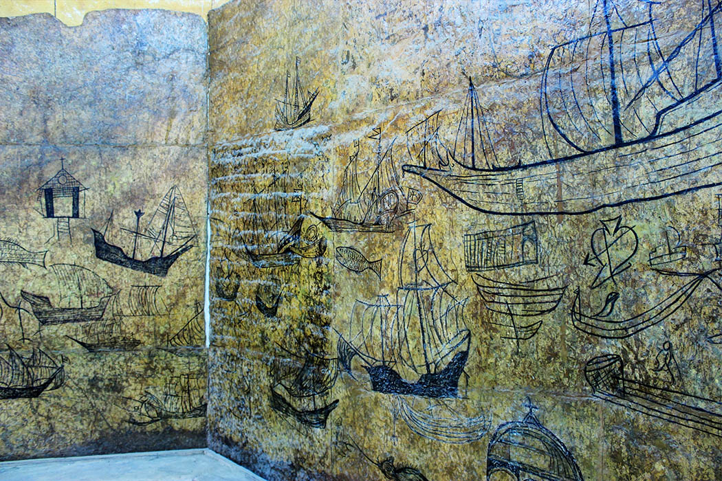 Fort Jesus Mombasa_portuguese paintings