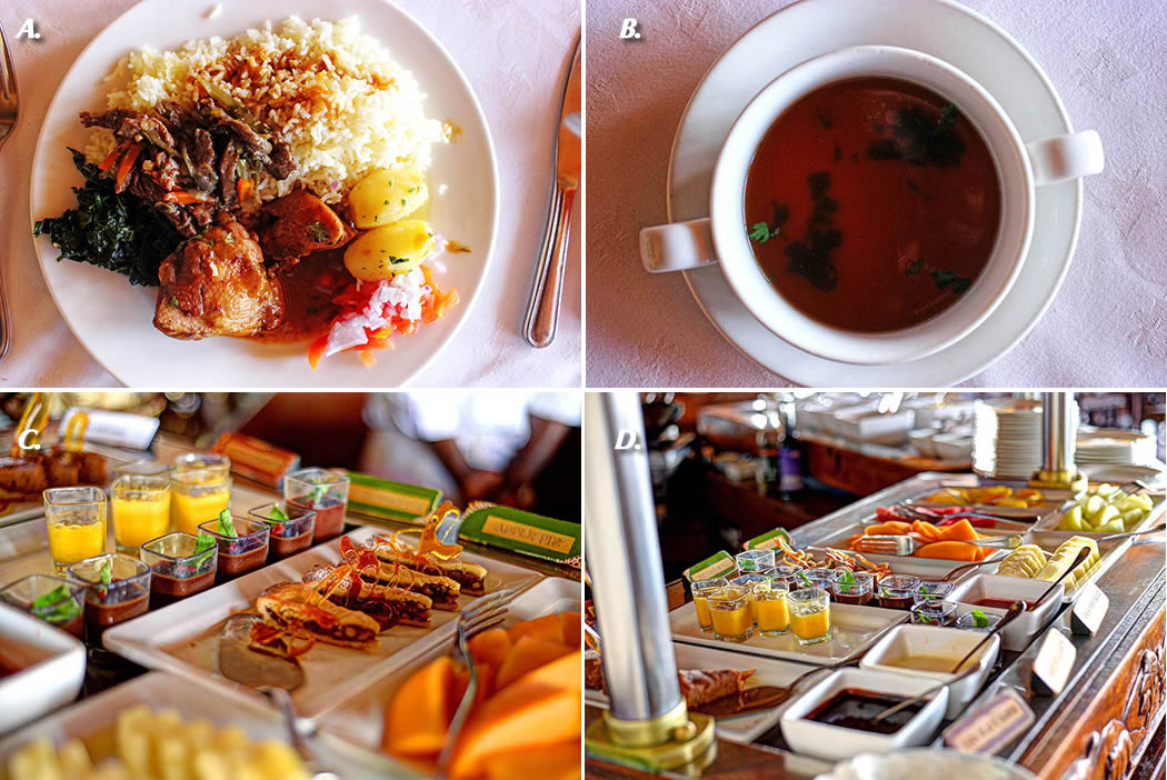 Kilaguni Serena safari Lodge_Lunch meals