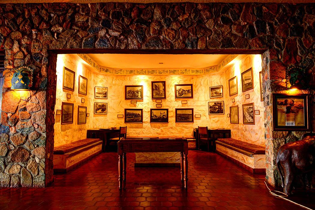Kilaguni Serena safari Lodge_office