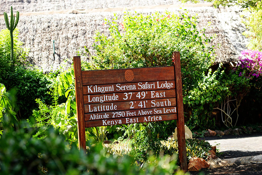 Kilaguni Serena safari Lodge_sign1