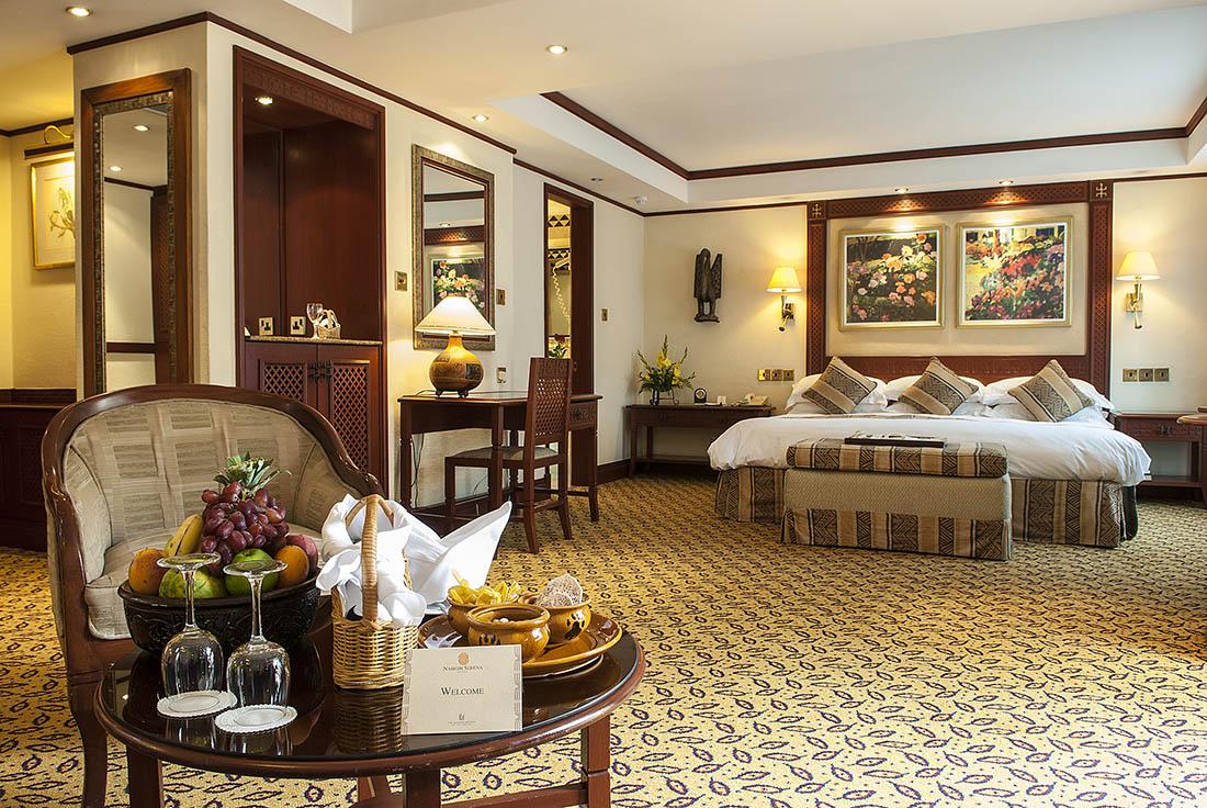 Nairobi Serena Hotel_Garden suite