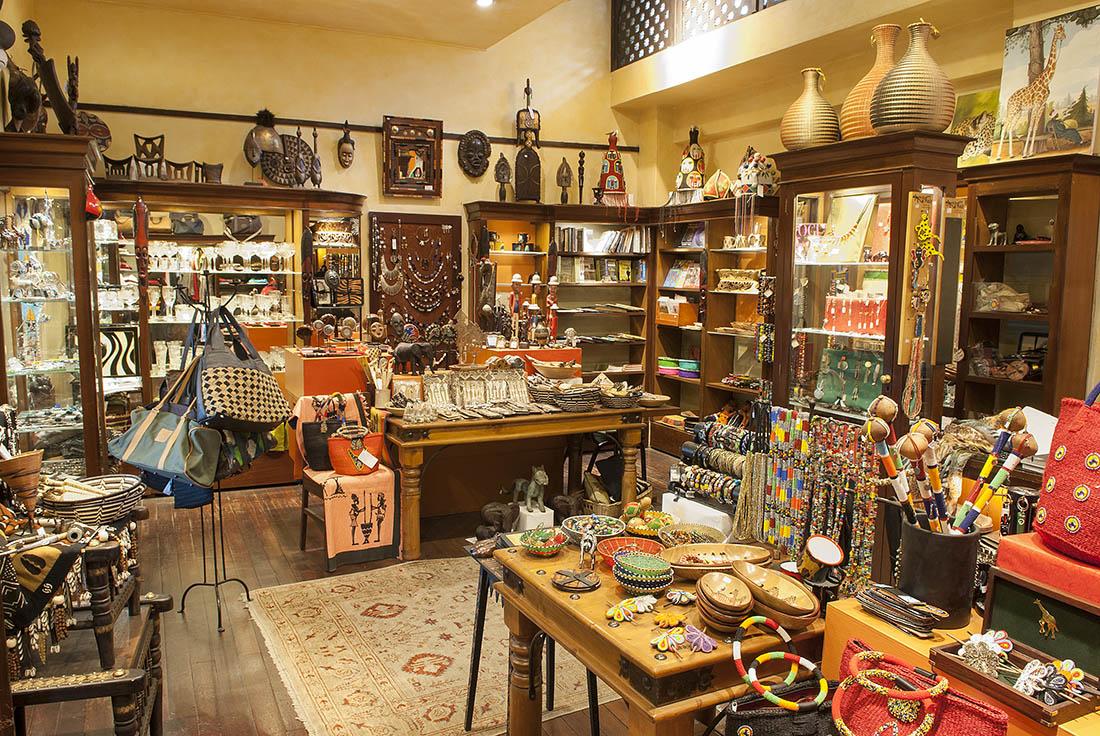 Nairobi Serena Hotel_Gift shop