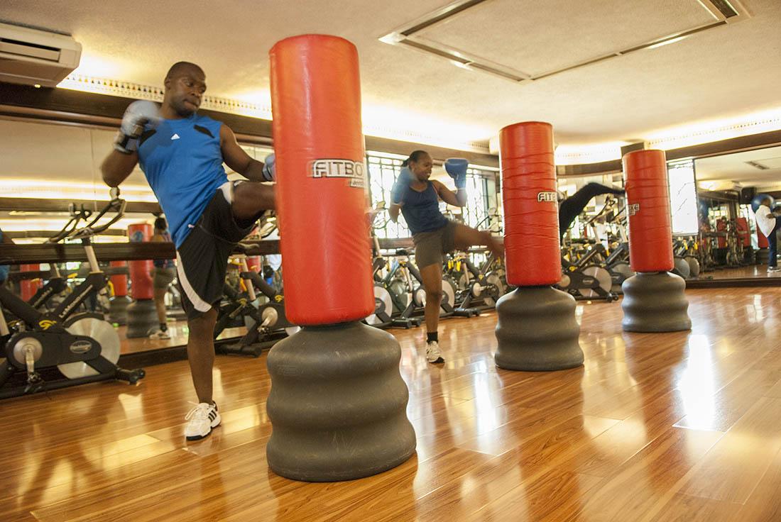 Nairobi Serena Hotel_Maisha gym 2