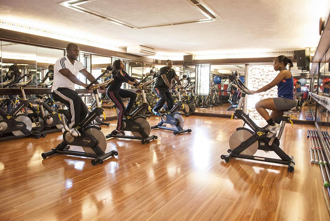 Nairobi Serena Hotel_Maisha gym