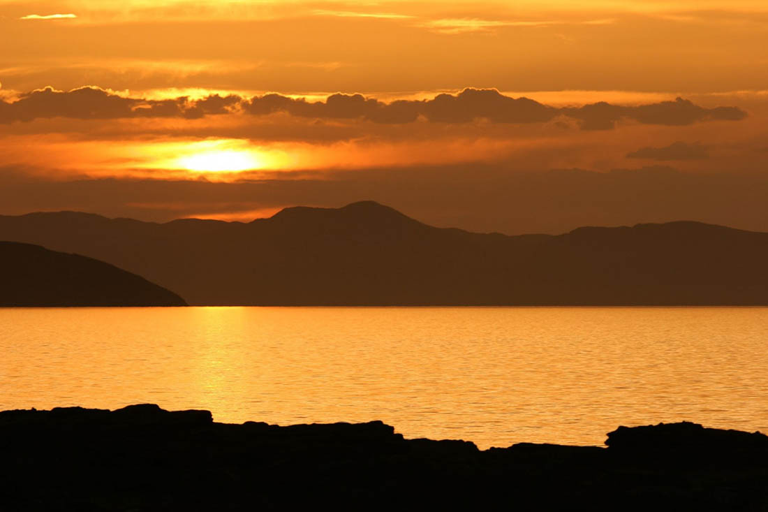 Lake Turkana_sunset