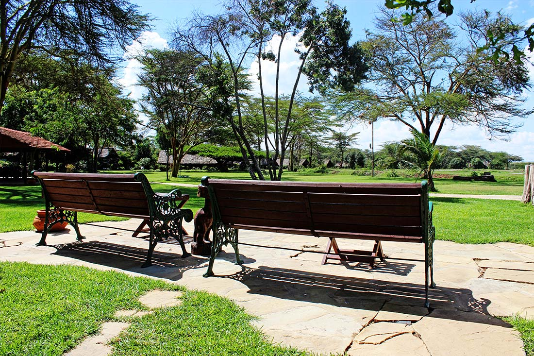 Sweetwaters Serena Camp_Bench