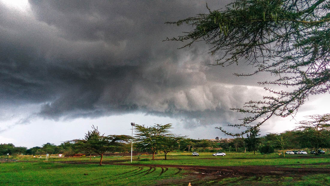 Random snapshots_Impending storm