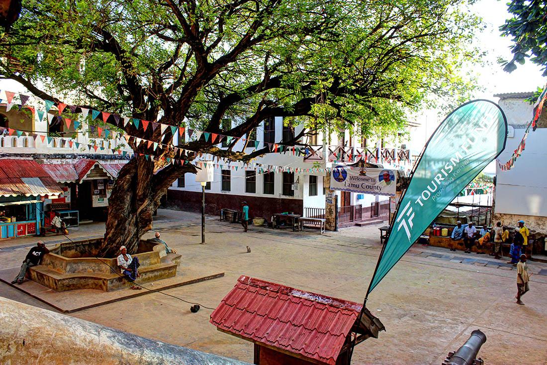 Lamu Cultural Festival_Town square