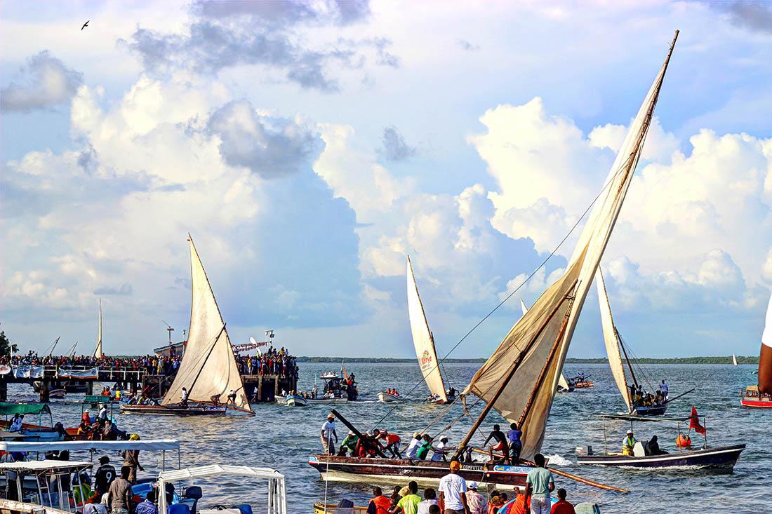 Lamu Cultural Festival_dhow race