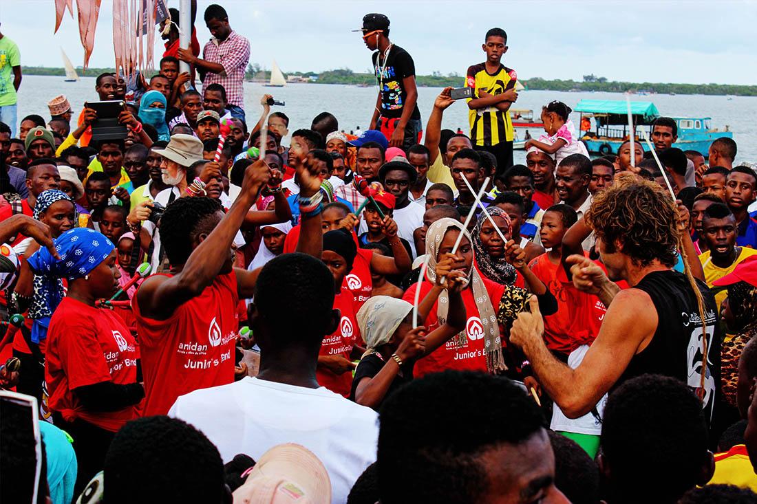 Lamu Cultural Festival_drummers