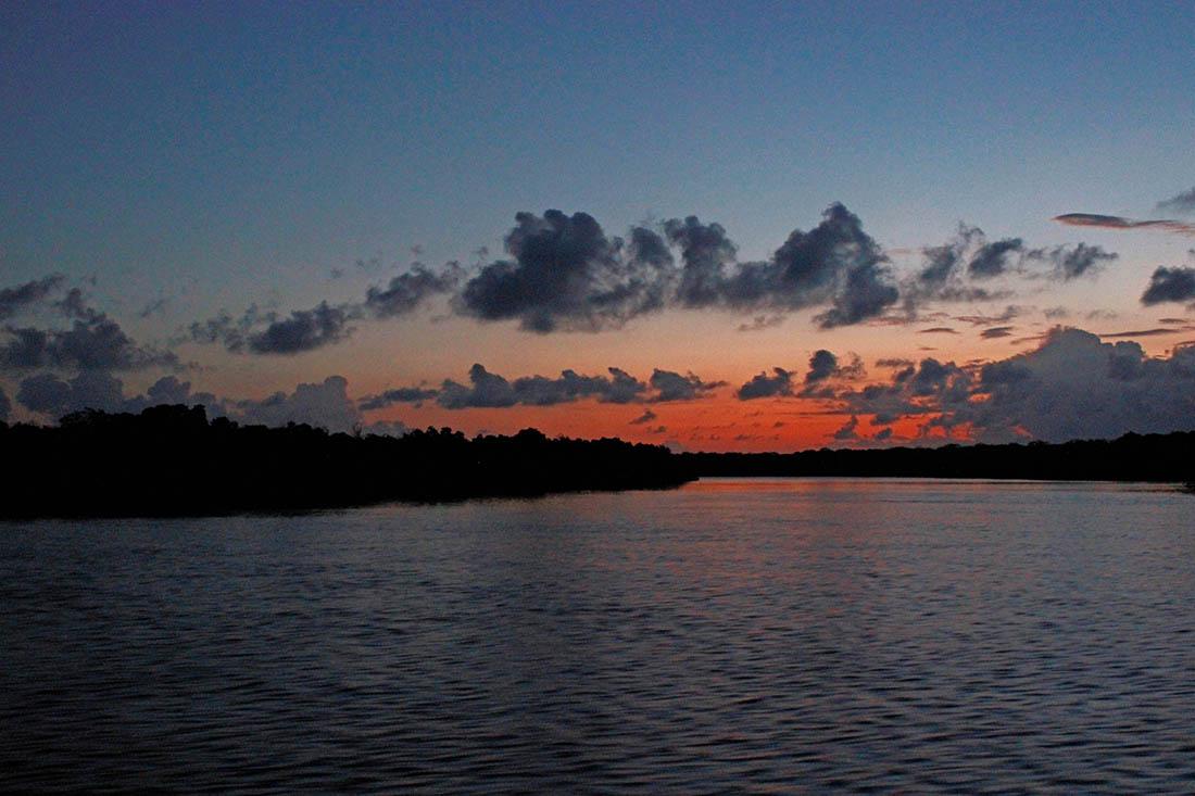 Lamu Town_Sunset2