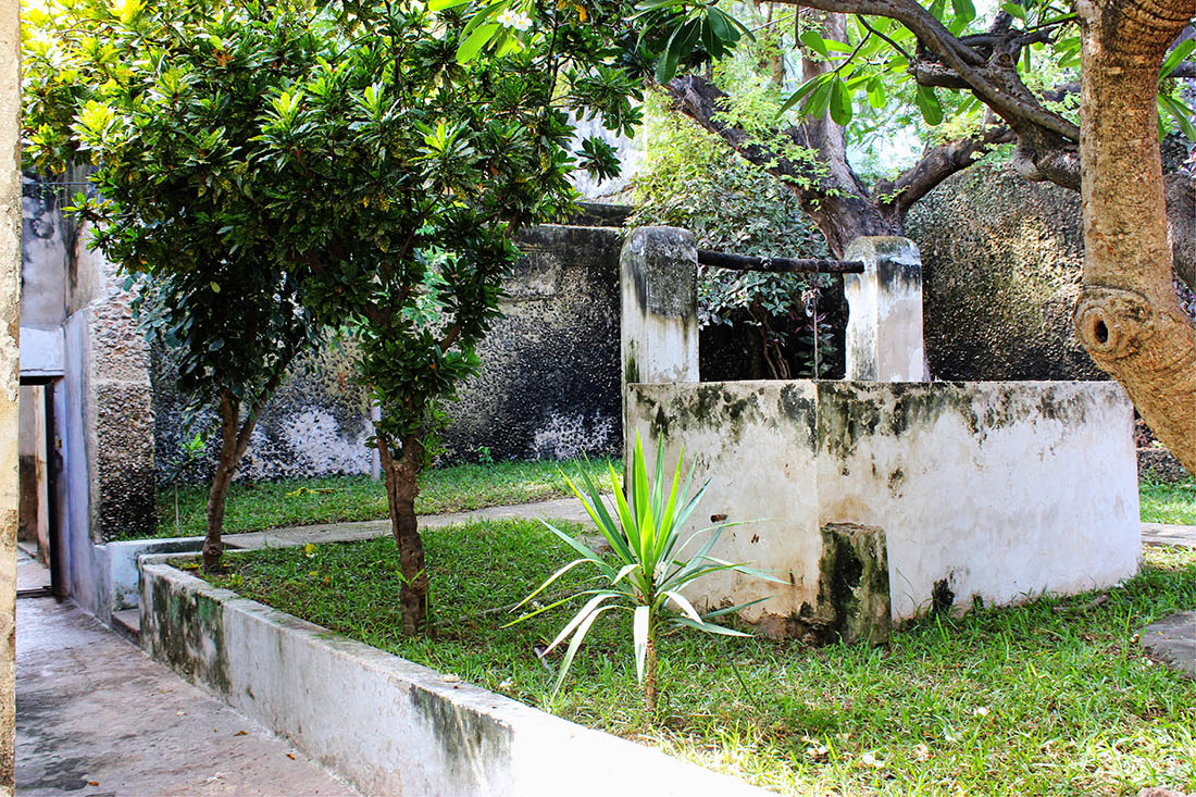 Swahili House Museum_courtyard