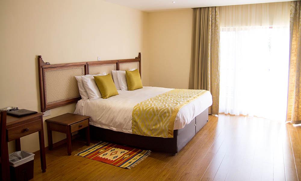 Panari Resort_bed 2