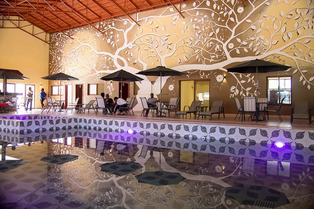 Panari Resort_pool