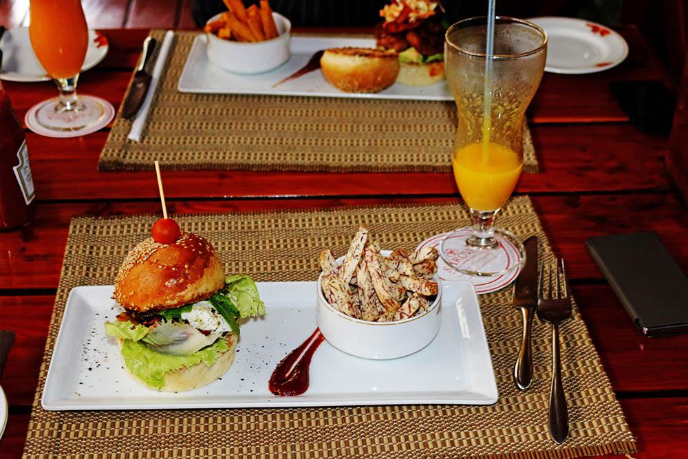 Burger Fest_grilled provencale vegan burger