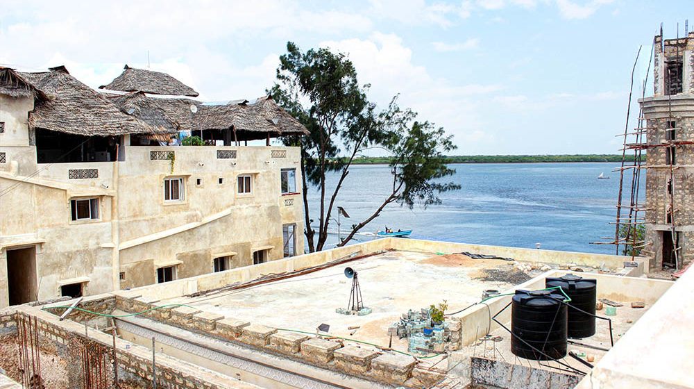 Lamu Museum_View from balcony