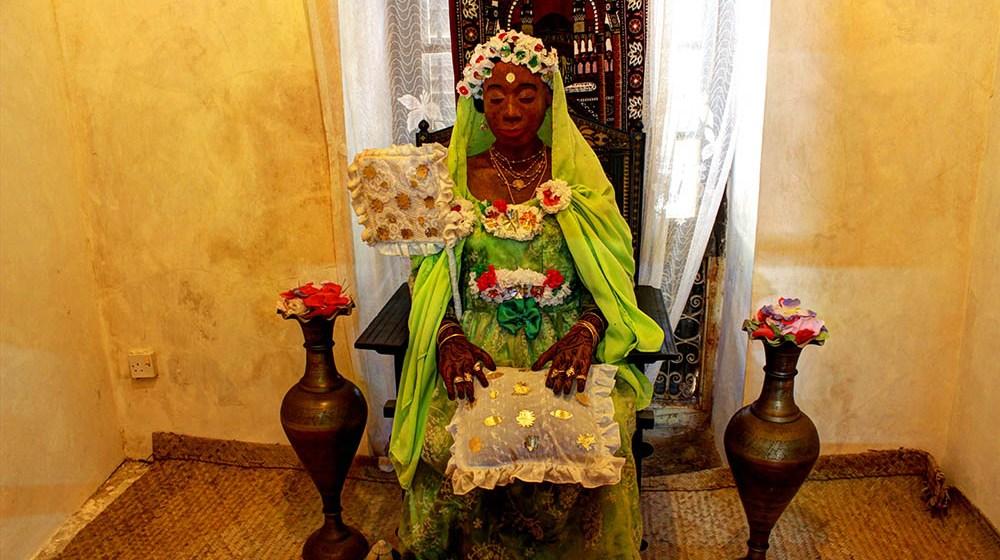 Lamu Museum_bride