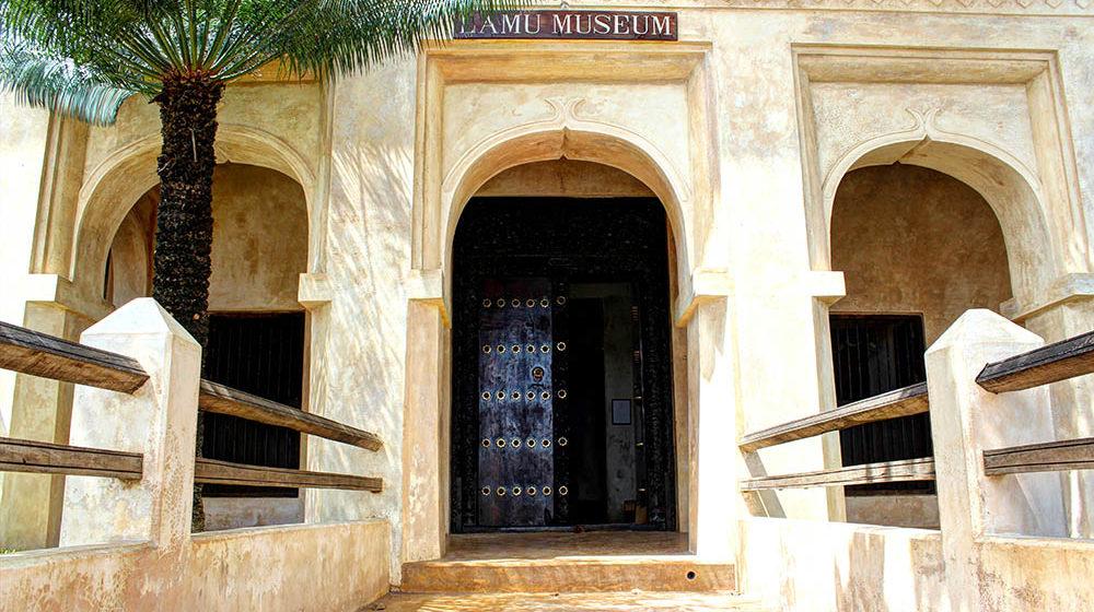 Lamu Museum_entrance
