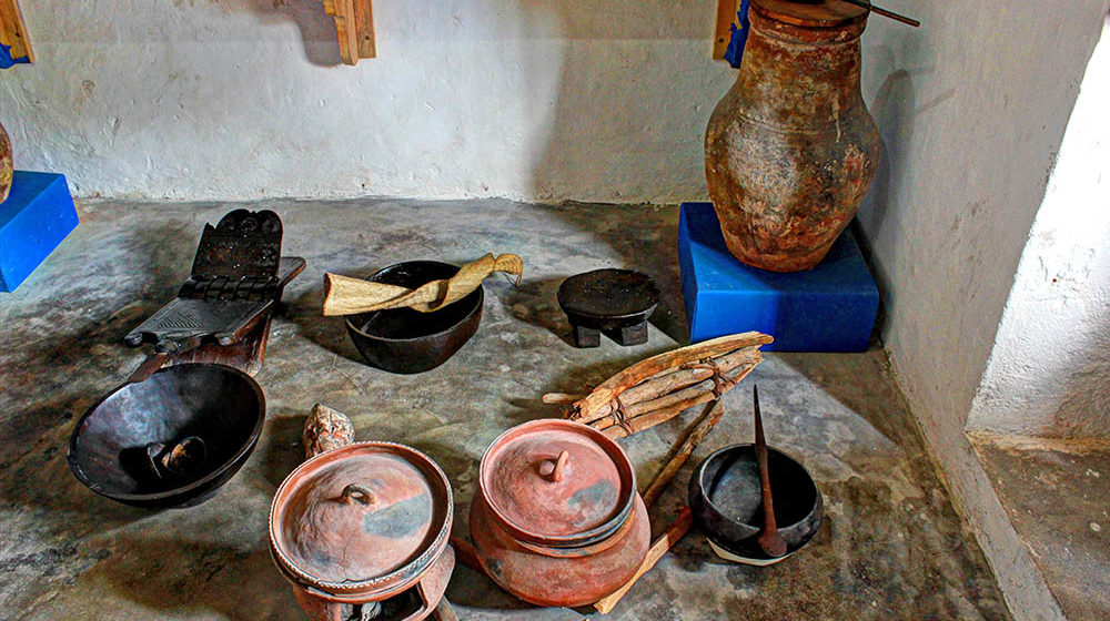 Lamu Museum_kitchen utensils1