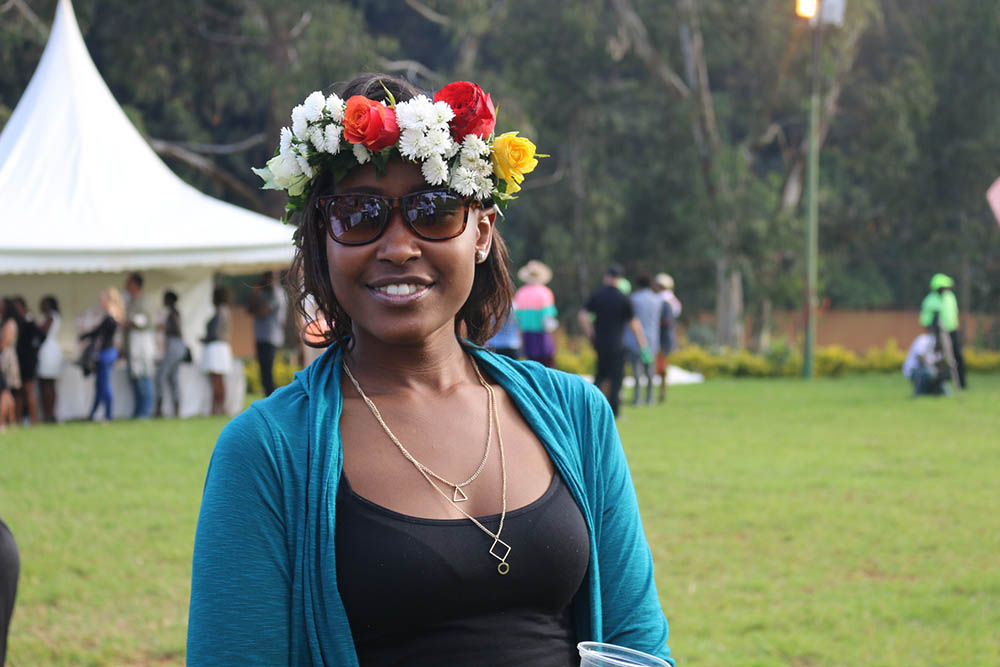 Blankets and Wine July 2016_ flower crown